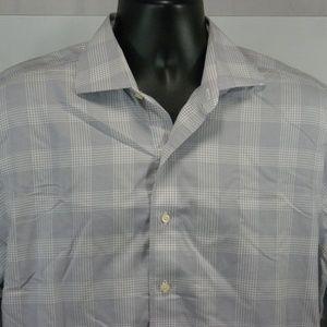 Brooks Brothers Men's 16-4/5 Regent Non Iron Shirt